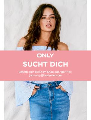Stellenangebot Shopmanager Assistent bei Only im KOMM Offenbach